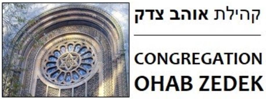 Congregation Ohab Zedek