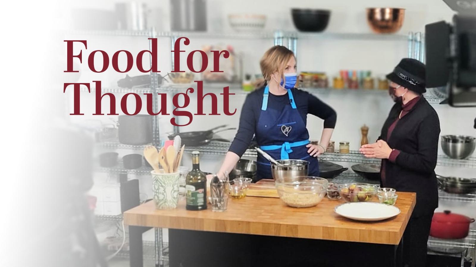 Food for Thought – Tu BiShvat